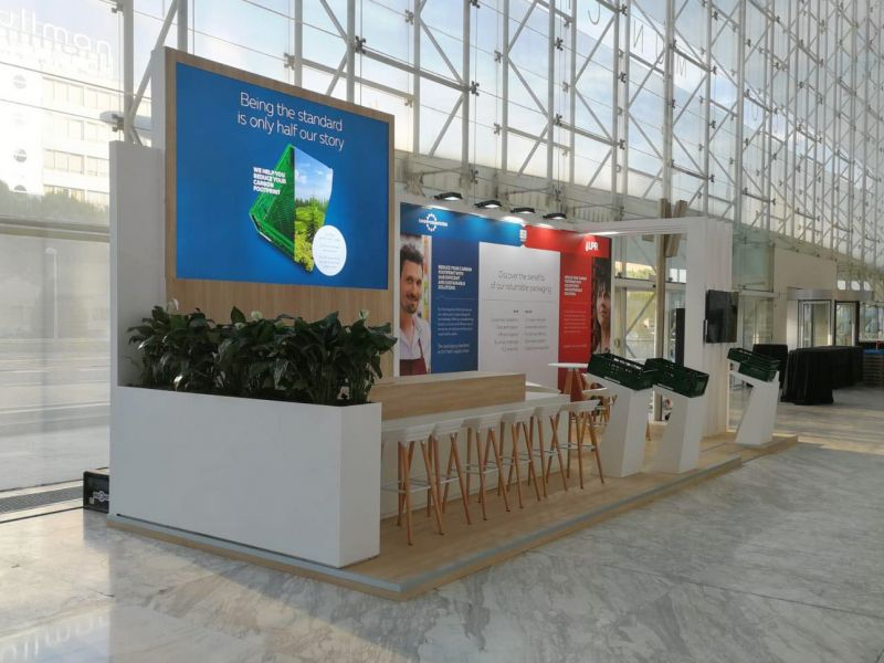 EURO POOL SYSTEM ( Congreso AECOC 2019 ) Madrid