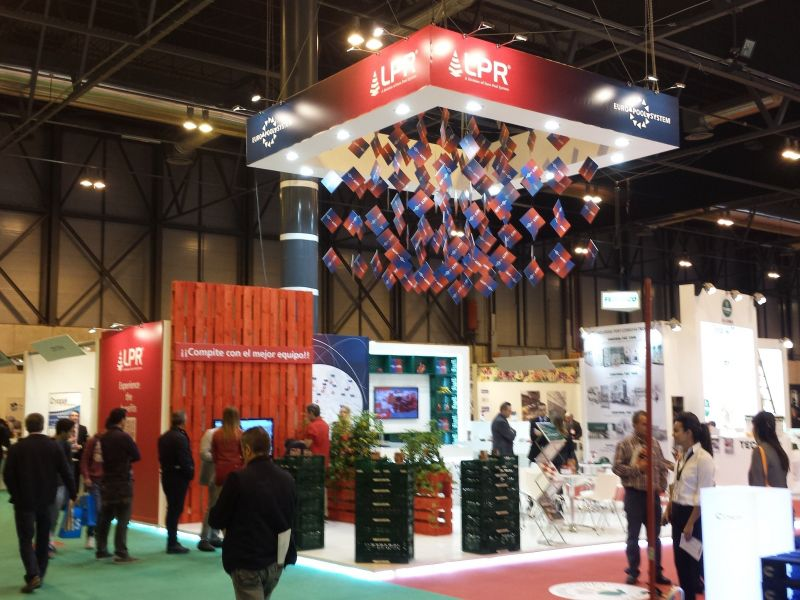 EURO POOL SYSTEM ( Fruit Attraction 2014 ) Madrid