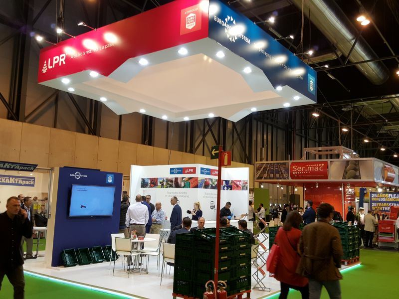 EURO POOL SYSTEM ( Fruit Attraction 2015 ) Madrid