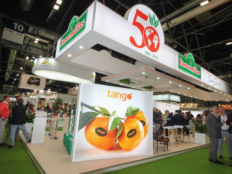 EUROSEMILLAS ( Feria FRUIT ATTRACTION 2019 ) Madrid