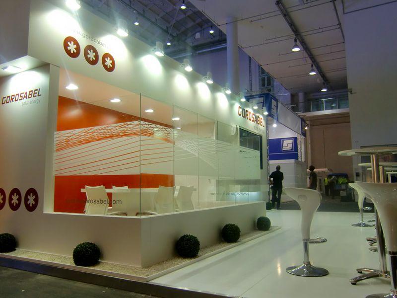 GOROSABEL SOLAR ENERGY ( EU PVSEC 2011 ) Hamburgo