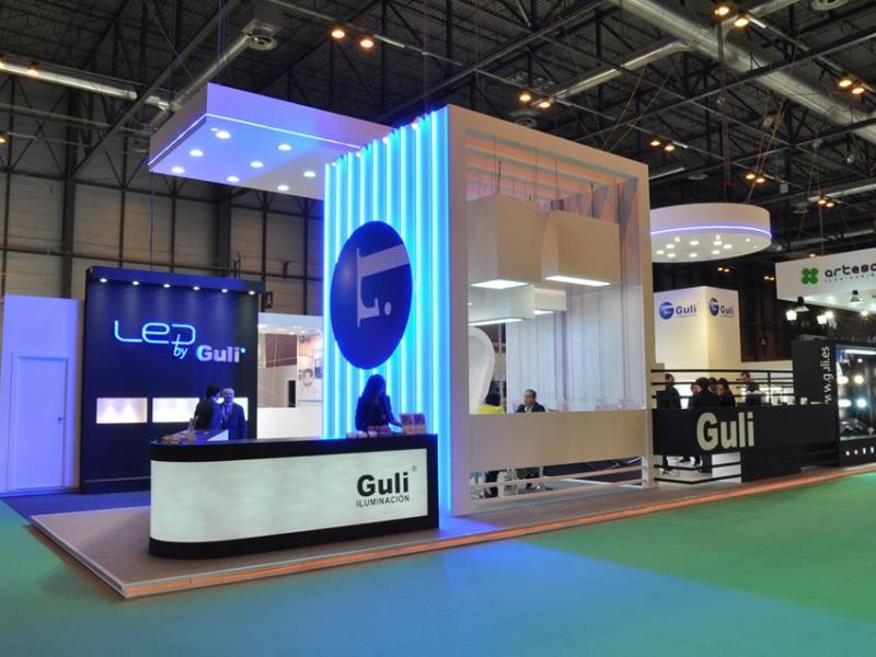 GULI ( Feria MATELEC 2014 ) Madrid