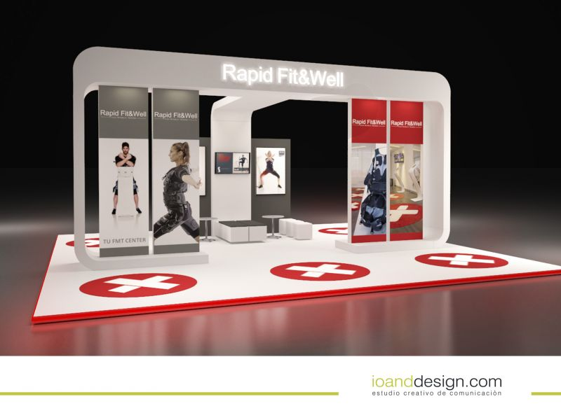 RAPID FIT & WELL ( Expofranquicia 2015 ) Madrid