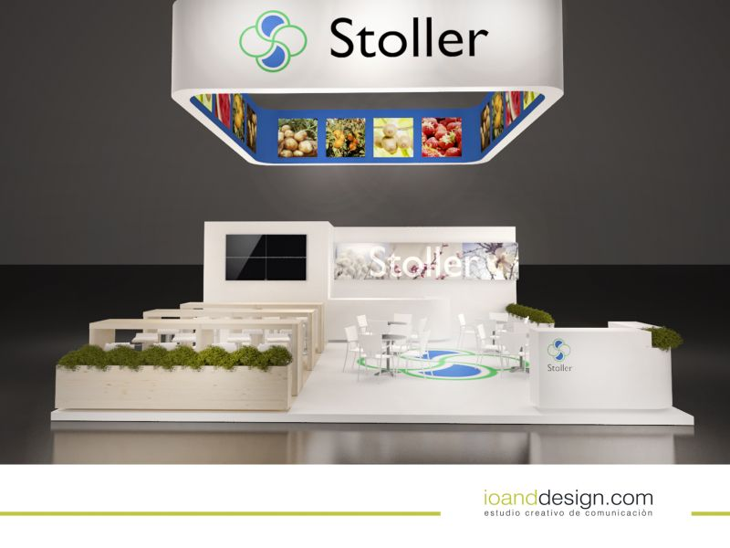 STOLLER ( Feria FRUIT ATTRACTION 2016 ) Madrid