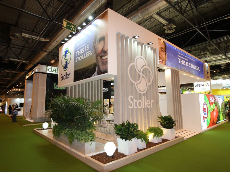 STOLLER EUROPE  ( Feria FRUIT ATTRACTION 2018 ) MADRID