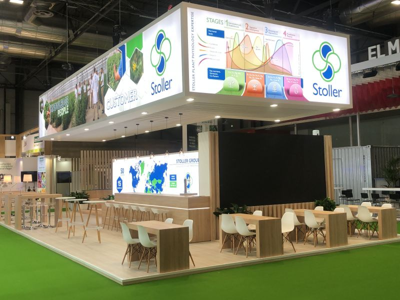 STOLLER ( Feria FRUIT ATTRACTION 2019 ) Madrid.