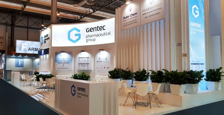 Stand GENTEC Feria Cphl 2018 Madrid