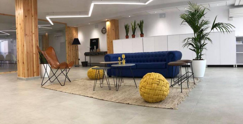 Diseño de OFICINA en Alicante ( 500 m2 )