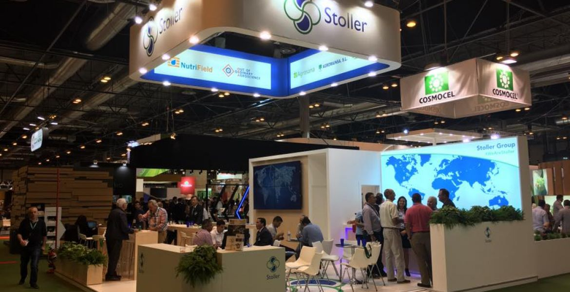 Stand STOLLER en Fruit Attraction 2016 en Madrid